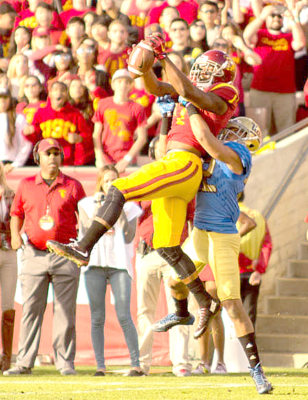 Annual Crosstown Cup Highlights Usc Ucla Rivalry