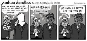 Devon Manney | Daily Trojan