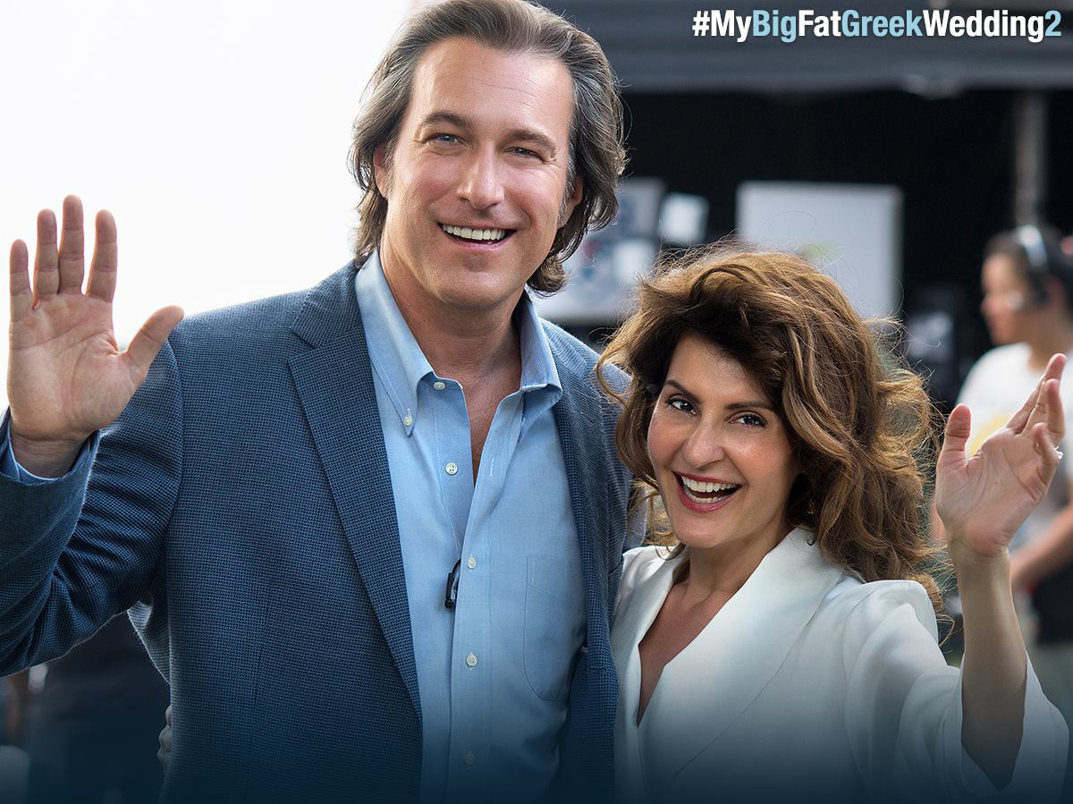 My Big Fat Greek Wedding 2.My Big Fat Greek Wedding 2 Plays On Cultural Concepts
