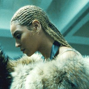I've been drinkin' · In typical Beyoncé fashion, the singer-songwriter unexpectedly released her new visual album LEMONADE Saturday night. - Photo courtesy of HBO