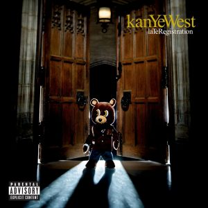 Photo courtesy of Def Jam Recordings First day of school · While many artists succumb to sophomore slumps, Kanye West avoided this on his album Late Registration in 2004.