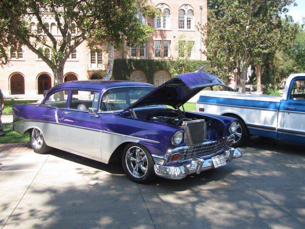 Car show held in memory of DPS officer | Daily Trojan