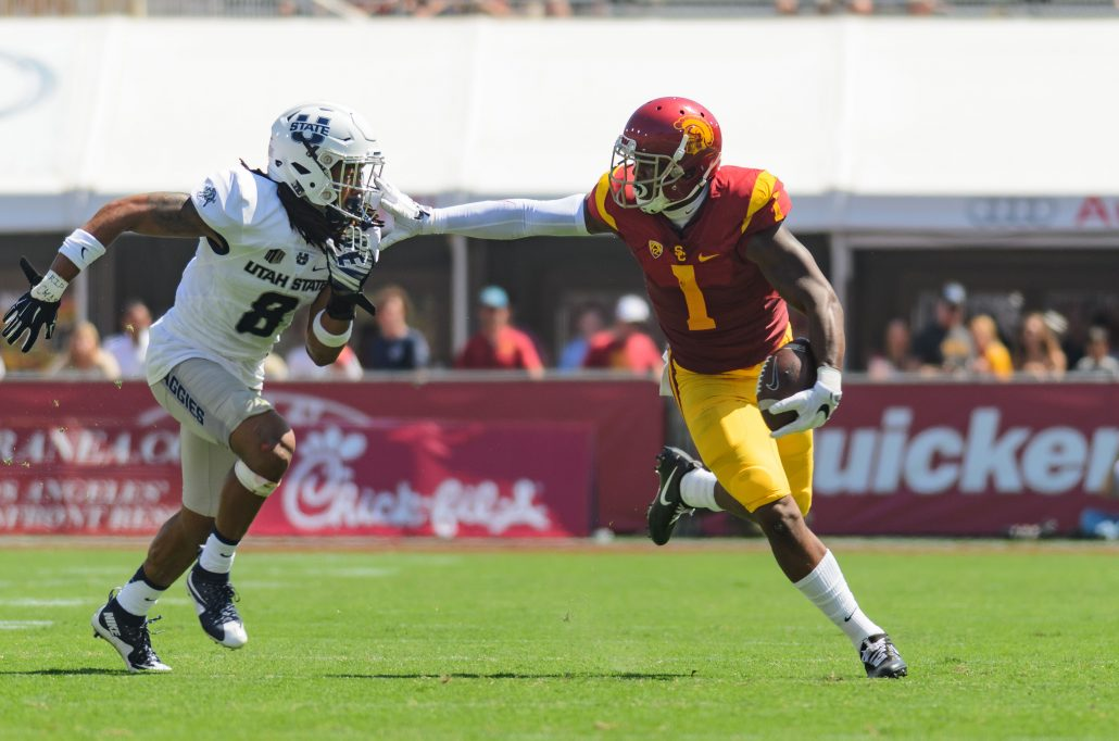 Pac-12's new normal: USC looking to upset No. 7 Stanford