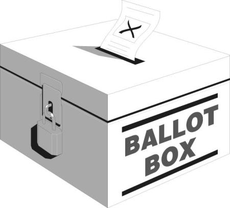 Image result for ballot box images