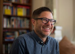 Photo courtesy of the MacArthur Foundation Let's get creative · Josh Kun studies pop culture — with a focus on music — in Los Angeles, along the Mexican border and in the Jewish-American community. He teaches communication at Annenberg.