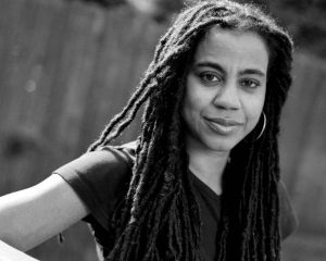 Photo courtesy of Suzan-Lori Banks The right play · Suzan-Lori Parks became the first black woman to win a Pulitzer Prize for her 2001 play Topdog/Underdog. She is also known for co-writing the screen adaptation of Their Eyes Were Watching God.