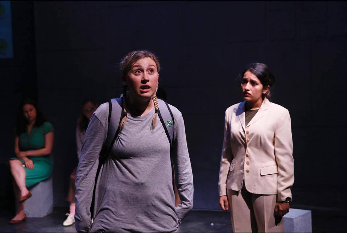 Photo courtesy of Ashley Noel Long Grief and healing ·  Sophomore Ashley Noel Long (above) plays protagonist Caitlin in Mockingbird, a character who struggles with Asperger's syndrome and understanding the world in the aftermath of her brother's death.