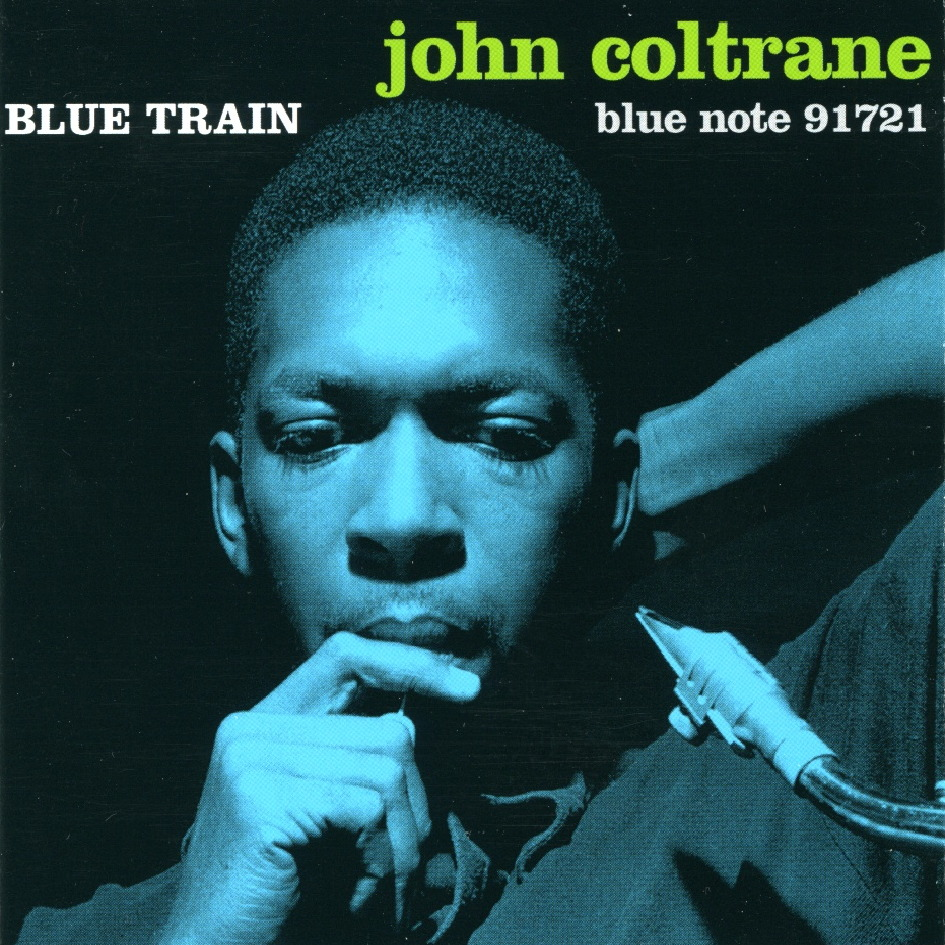 """Photo from Blue Note Records Singin' the blues · John Coltrane was an American saxophonist and composer who was at the forefront of the """"free jazz"""" movement in the 1950s and 1960s. His contemporaries included Miles Davis and Thelonious Monk."""