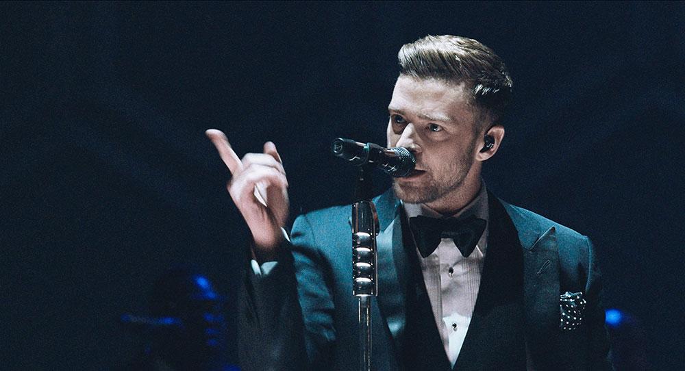 REVIEW: Justin Timberlake dazzles in special Netflix ... Justin Timberlake Tour 2016