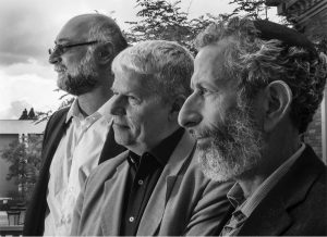 Photo courtesy of USC Libraries A religious experience · (From left) Amir Hussain, Pim Valkenberg and Reuven Firestone are the three participants in the new program.