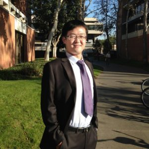 Photo from LinkedIn A global impact · Xinran Ji, a graduate student from China, was killed near campus in 2014. One person has been convicted of his murder so far.