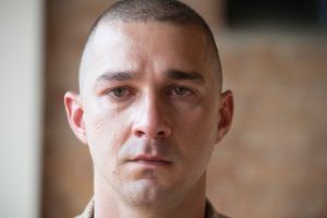 Photo courtesy of Lionsgate Premiere Brotherhood and betrayal · Actor Shia Laboeuf delivers his most emotionally raw performance to date as a mentally ill military veteran who has a troubled history and relationship with his father.
