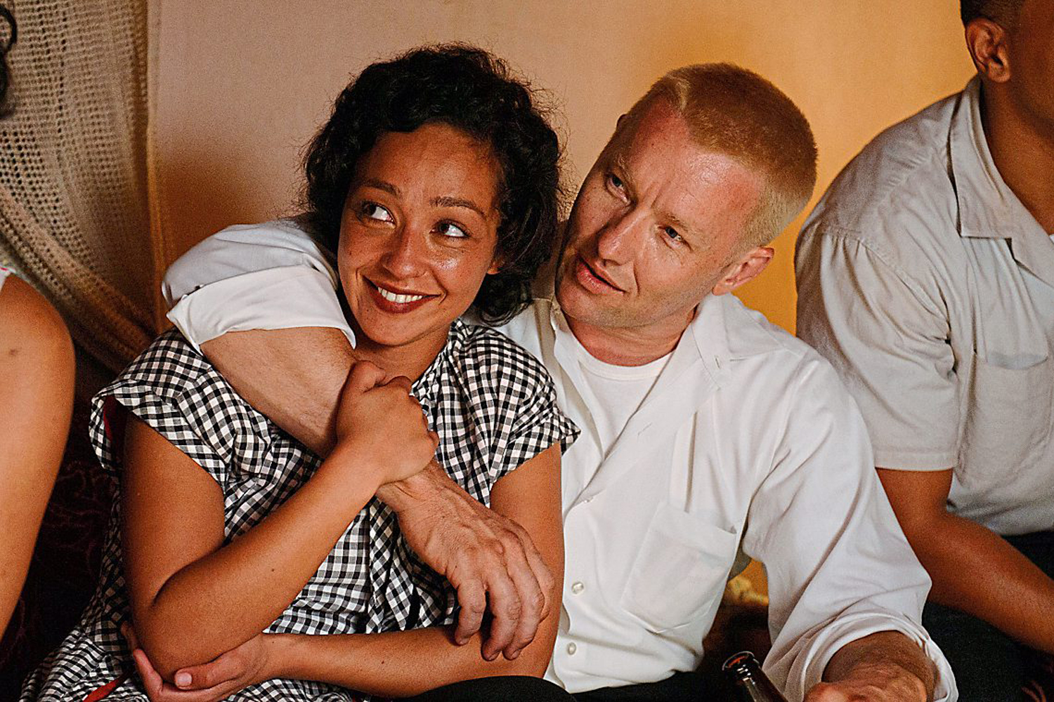 Love trumps hate - Loving tells the story of Richard and Mildred Loving, the couple whose victory against the Supreme Court legalized interracial marriage in the United States. | Photo courtesy of Focus Features