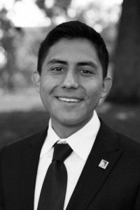 Photo from USC News Rhode to success · Oscar de los Santos, who graduated from USC in 2015 with a degree in political science, was awarded the Rhodes Scholarship.