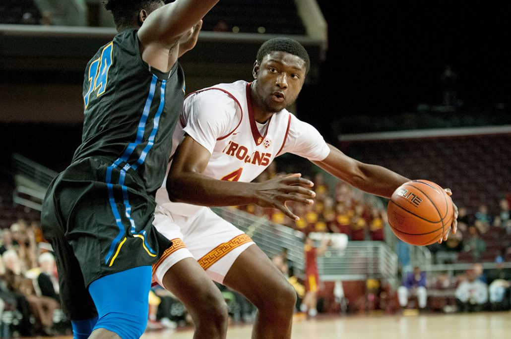 USC men's basketball's NCAA tournament run ends with tight ...
