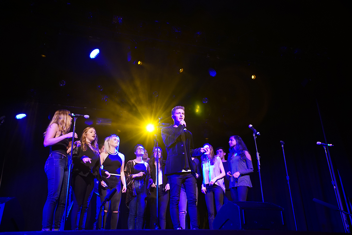 USC's a capella scene is diversely talented | Daily Trojan