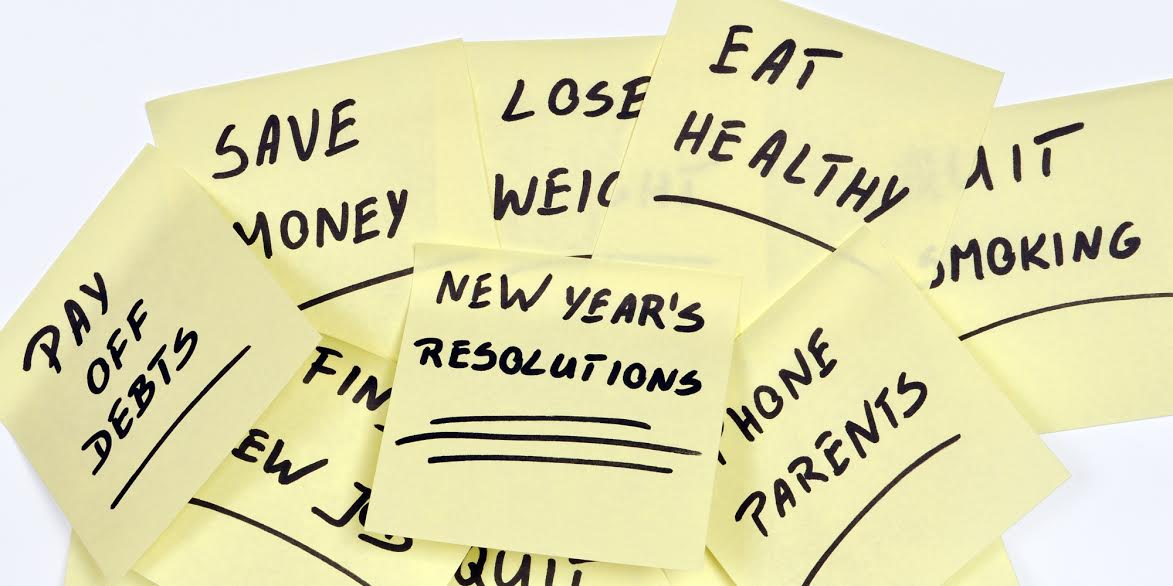 With A Twist New Years Resolutions