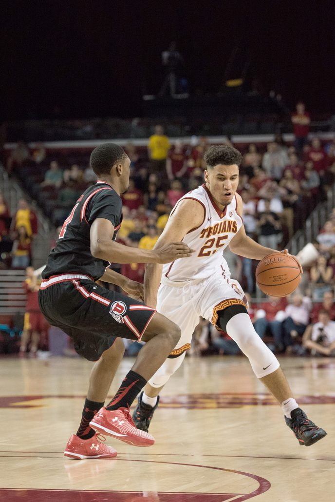 USC men's basketball to take on Providence in NCAA ...