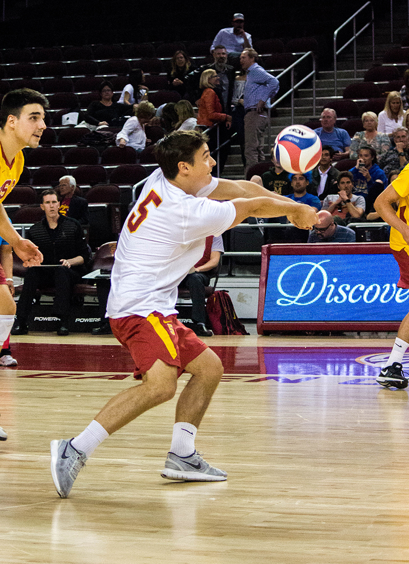 USC men's volleyball grabs six new commits for Fall 2017 ...