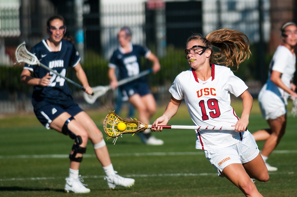 Lacrosse bows out of tourney