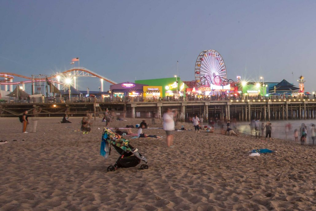 twilight concerts returns to the santa monica pier daily trojan