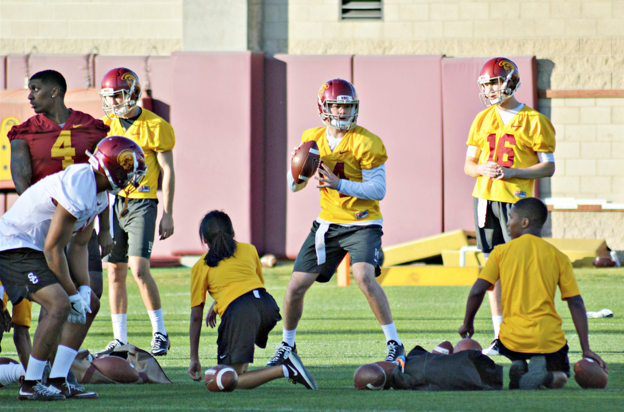 USC optimistic Uchenna Nwosu will play against Cal