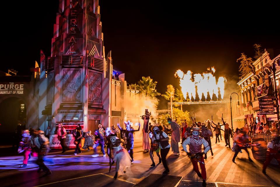 Halloween Horror Nights return to Universal Studios