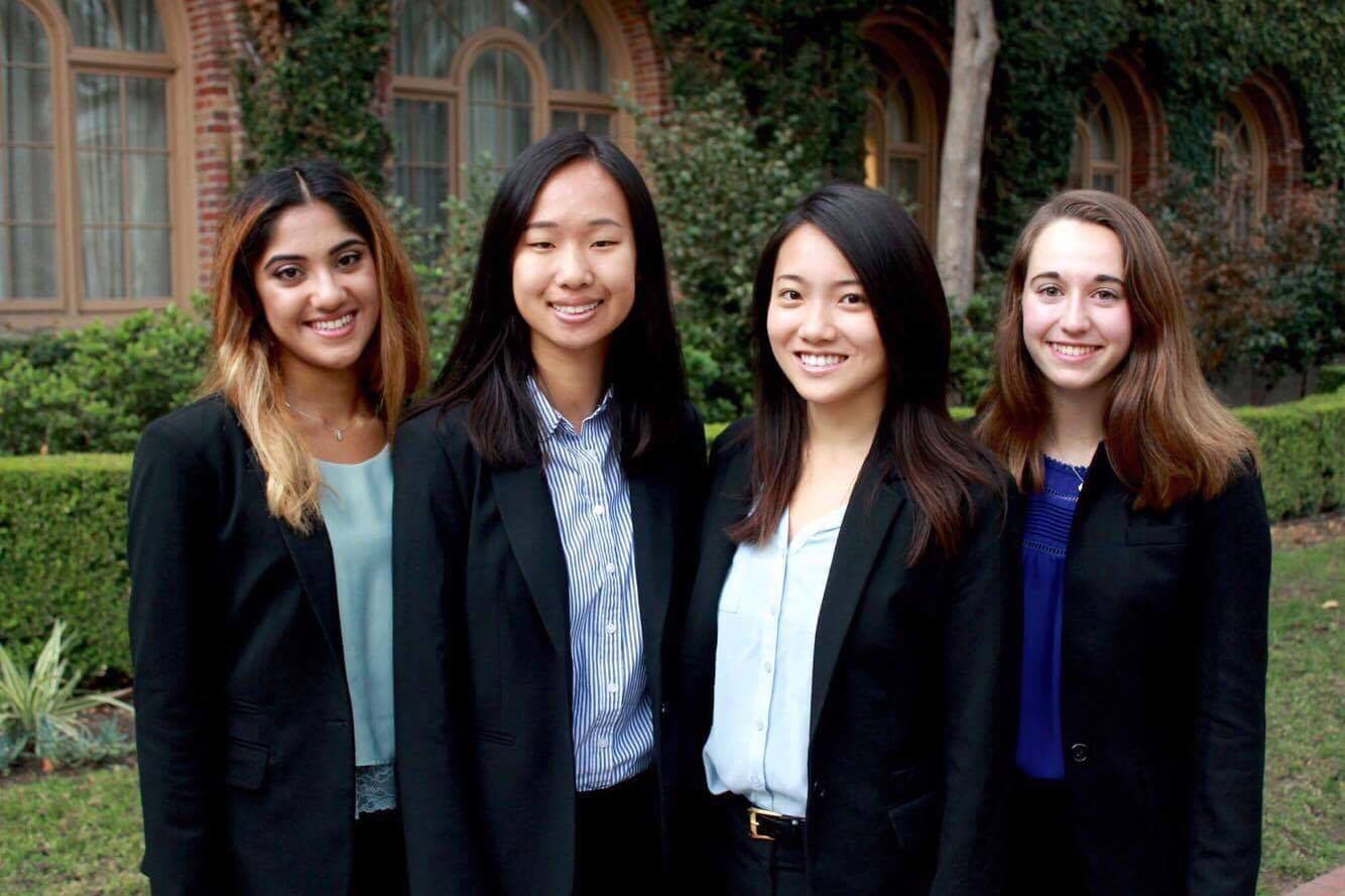 Female finance organization launches chapter on campus daily trojan female finance organization launches chapter on campus m4hsunfo