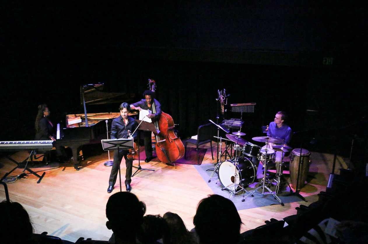 Sketches of miles workshop demonstrates unifying power of music