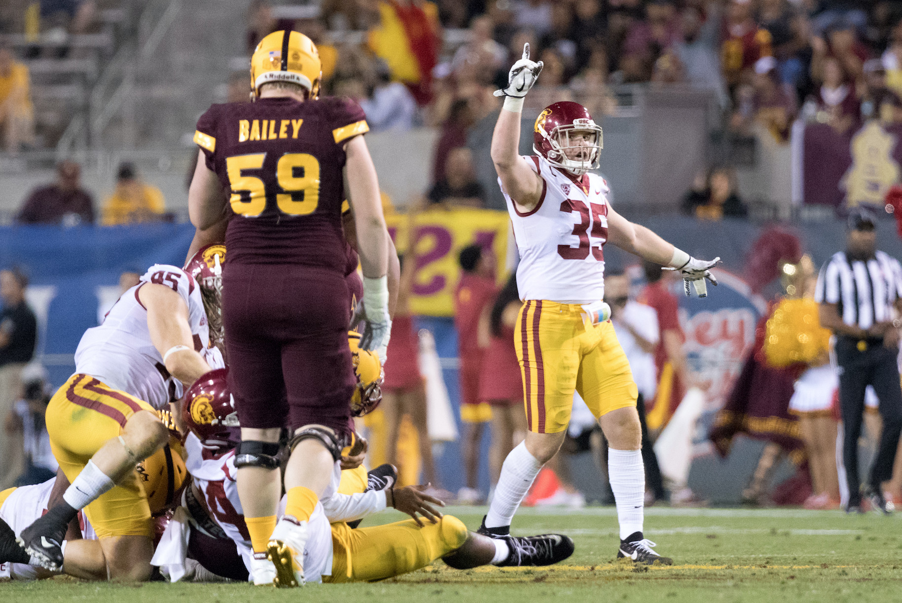 3 takeaways from Pac-12 South victory over Arizona