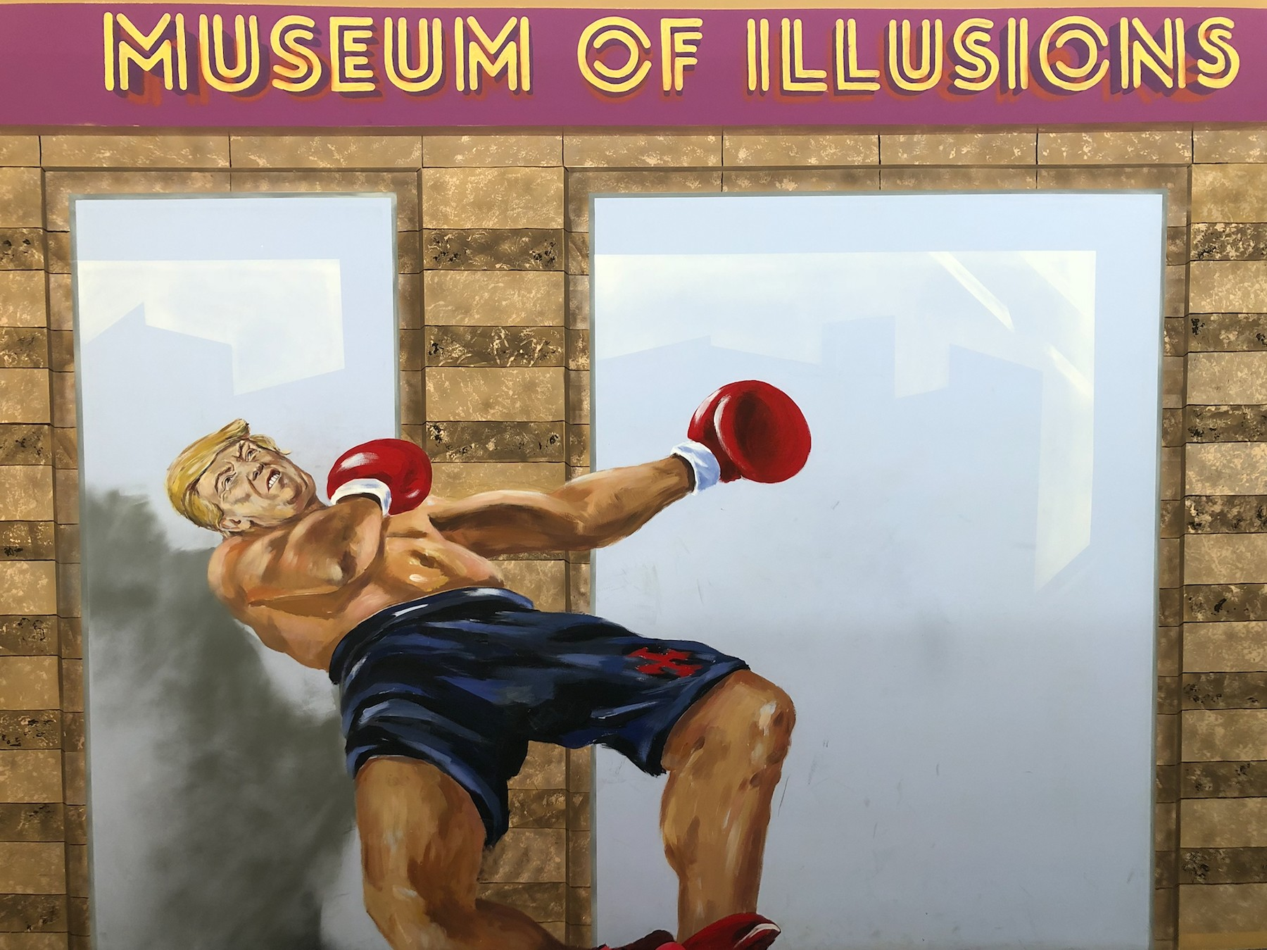 Museum of Illusions is a disappointing trip   Daily Trojan