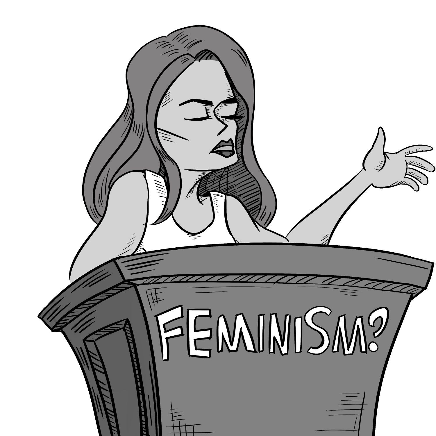 ferminism Feminism: what is it feminism is an interdisciplinary approach to issues of equality and equity based on gender, gender expression, gender identity, sex, and sexuality as understood through social theories and political activism.