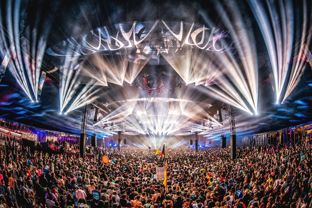 Beyond Wonderland is a psychedelic experience | Daily Trojan