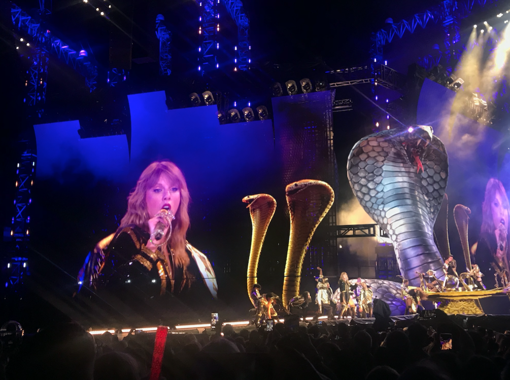 Taylor Swift  Tour Stage