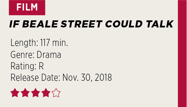 Review Beale Street Is A Visually Alluring Victory Daily Trojan