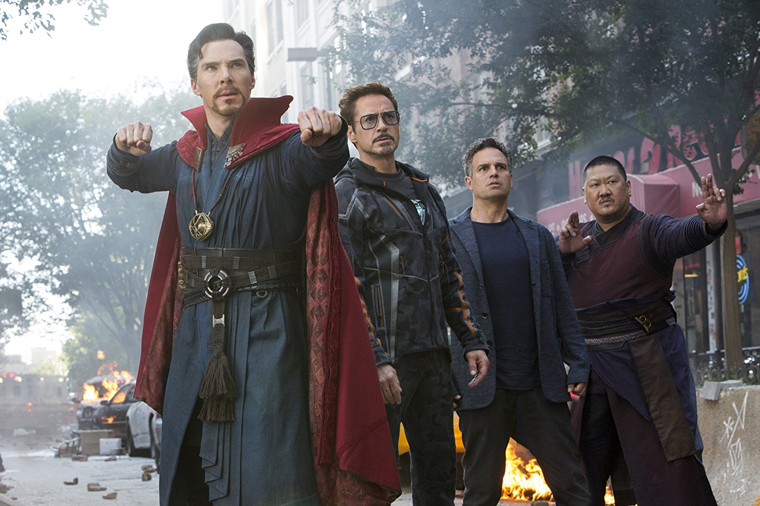 Infinity War' writers speak about creative process   Daily