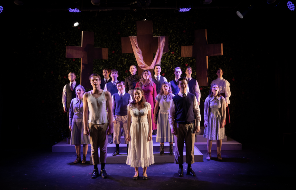 Spring Awakening' opens with sold-out weekend | Daily Trojan
