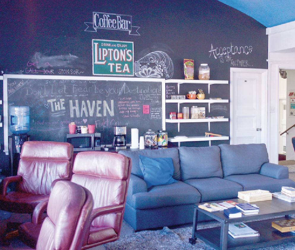 The Haven helps students struggling with addiction | Daily