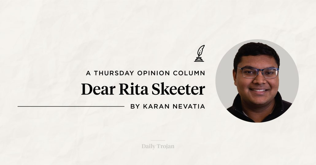 Dear Rita Skeeter: 2020 election coverage needs to focus more on policy over controversy