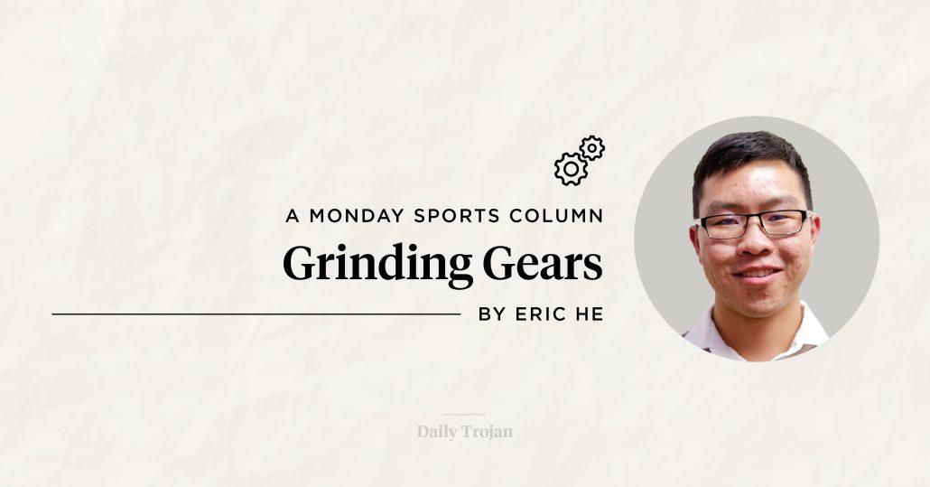 Grinding Gears: 'Roaracle' is sacred to Warriors fandom