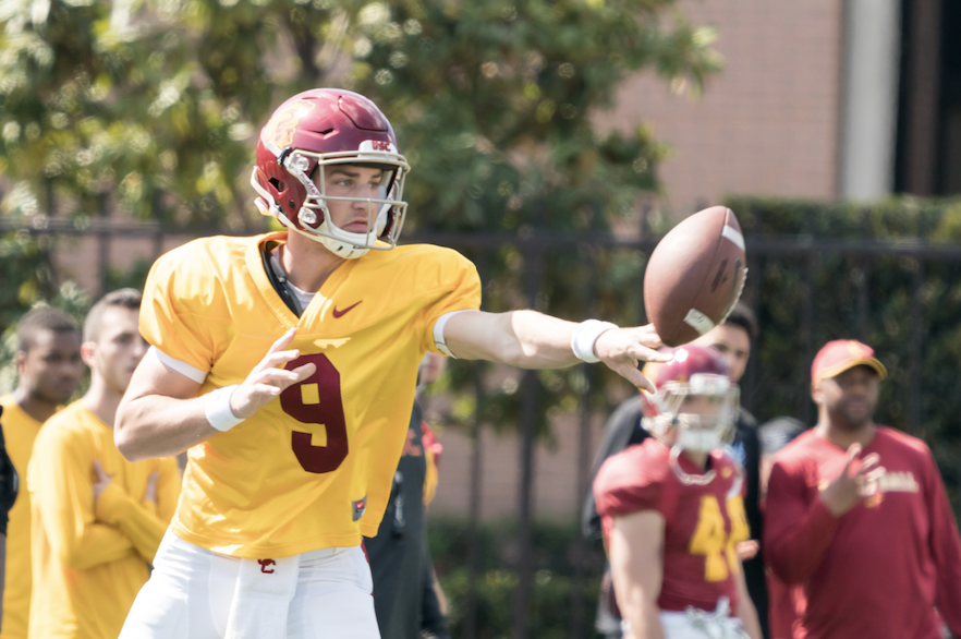 Newcomers impress as Trojans wrap up spring ball