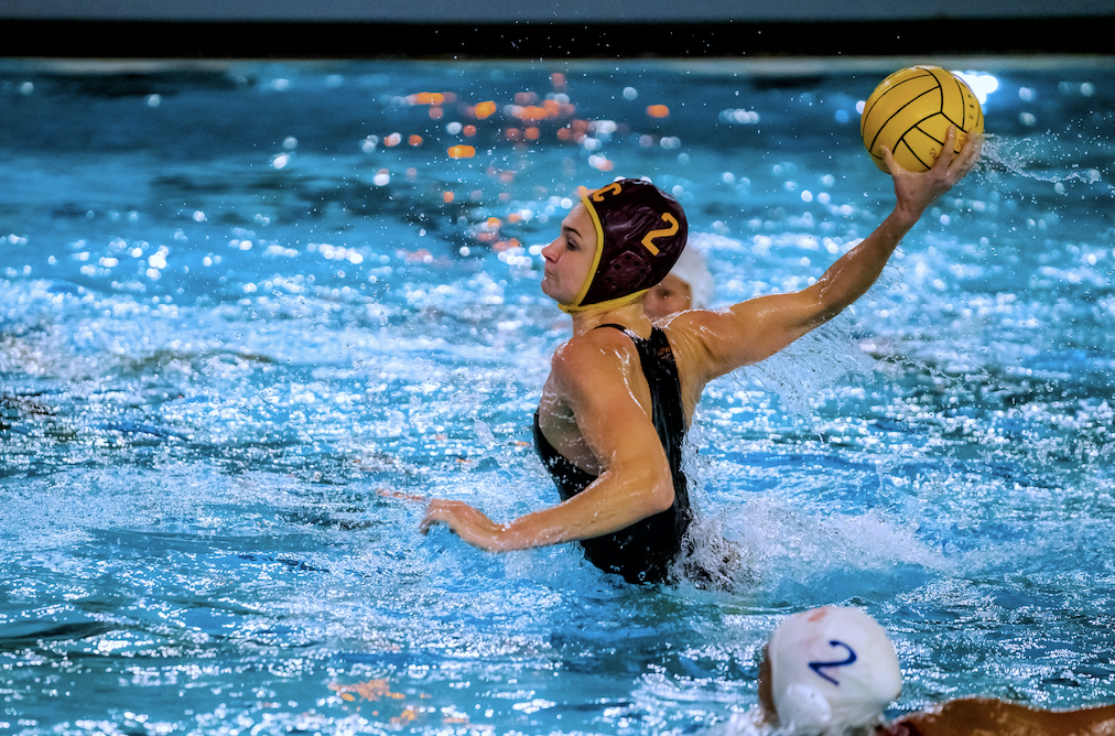 Water polo looks to stay on track as season winds down